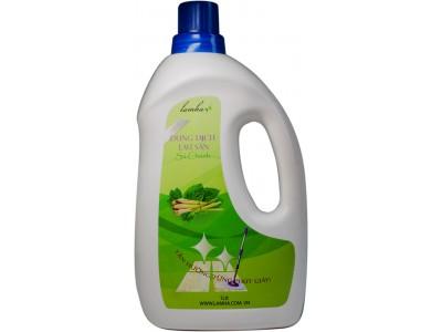 Dung dịch nước lau sàn sả chanh