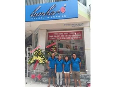 Chi nhánh Lam Hà tại Hồ Chí Minh
