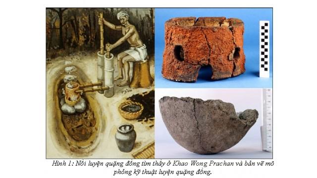 Tổng quan về hợp kim đồng của các di vật văn hóa Việt Nam