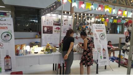 Hội chợ tinh dầu Lam Hà tại Helio Center Đà Nẵng đợt 2 (3/9 - 4/9/2016)