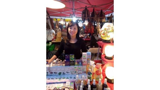 Tinh dầu Lam Hà mở thêm điểm bán tại 40 phố Hàng Đào