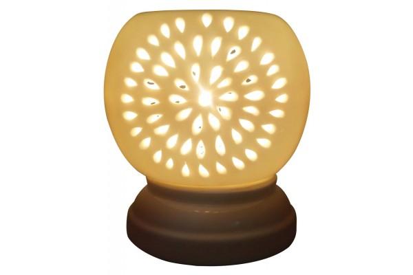 Đèn xông tinh dầu cắt trắng