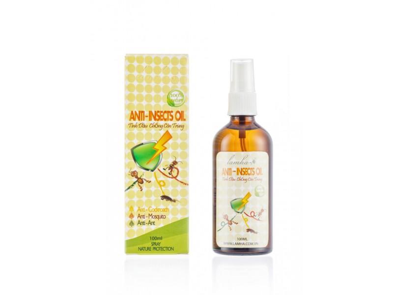Tinh dầu chống côn trùng