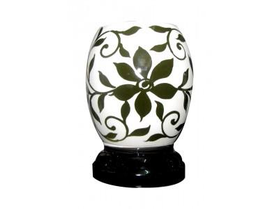 Đèn xông tinh dầu hoa dây xanh rêu