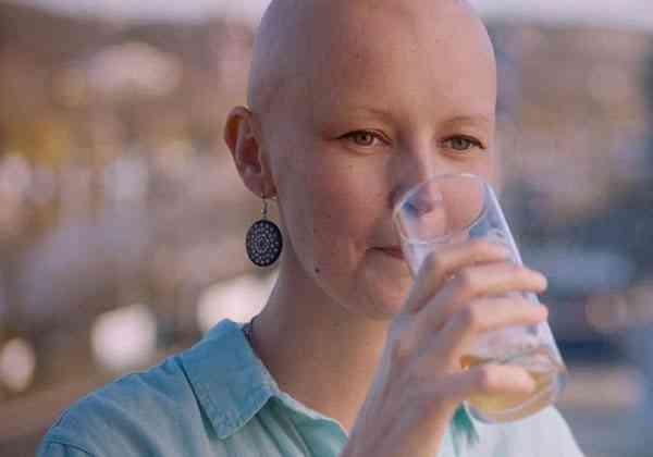 nước cất để uống cho bệnh nhân ung thư