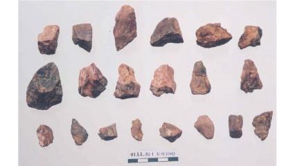 Kết quả phân tích thành phần hóa học đồ sắt ở di chỉ Lung Leng