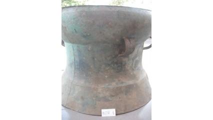 Phương pháp khảo sát mức độ rỉ của hiện vật khảo cổ chất liệu hợp kim đồng.
