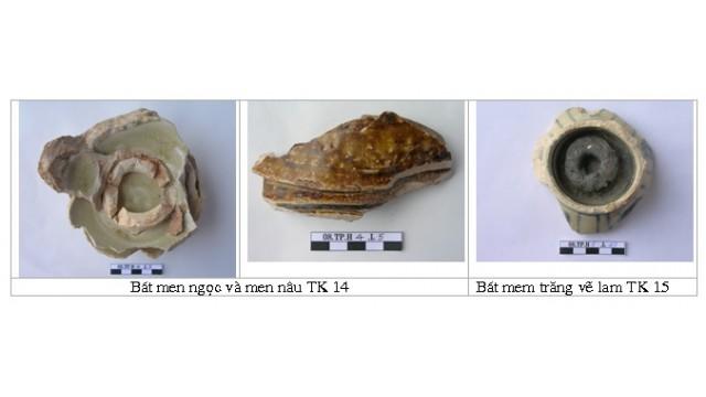 Dấu hiệu về khu lò sản xuất gốm sứ ở khu vực phía tây thăng long qua phát hiện tại địa điểm khảo cổ học 62-64 trần phú, hà nội.