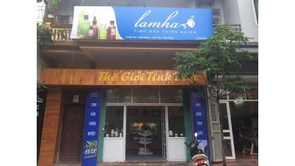 Khuyến mãi khai trương cửa hàng tinh dầu Lam Hà tại Vĩnh Yên - Vĩnh Phúc