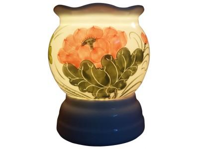 Đèn xông tinh dầu hoa sen