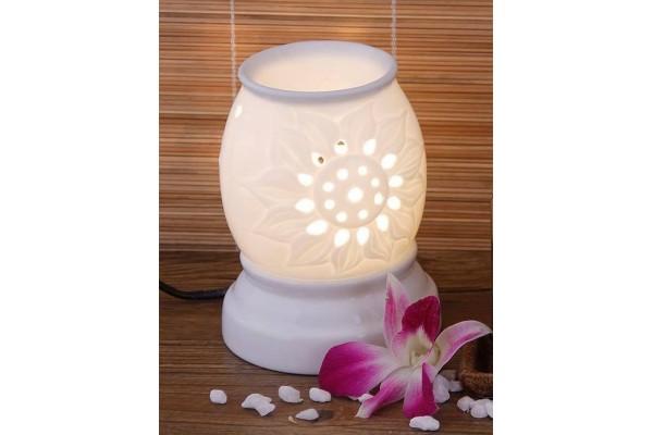 Đèn xông tinh dầu hình hoa hướng dương