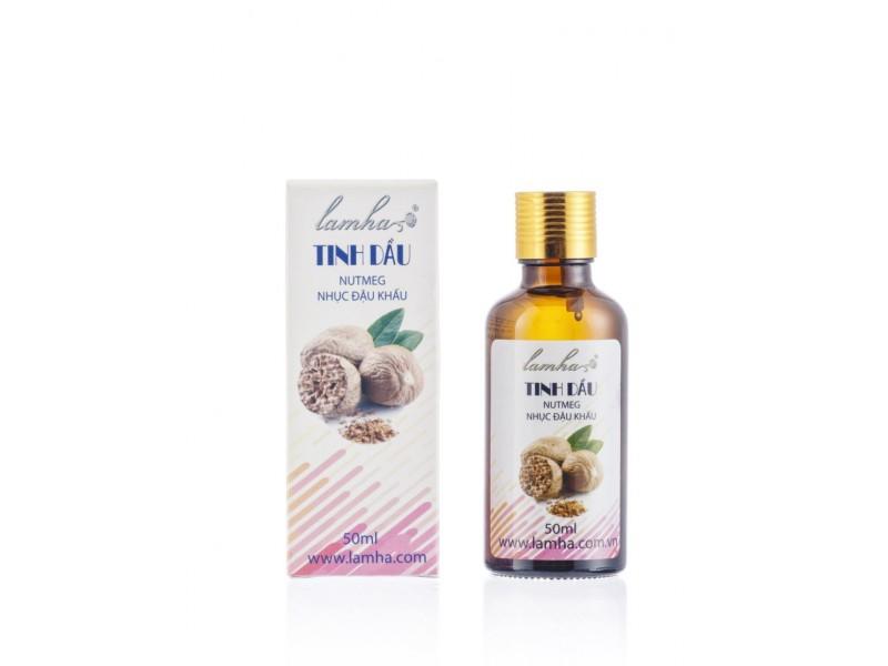 Tinh dầu nhục đậu khấu – nutmeg oil